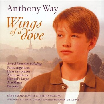 Anthony Way - Wings of a Dove