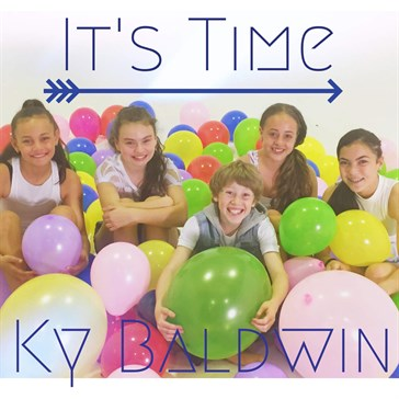 Кай Болдвин (Ky Baldwin) - It's Time (Single)