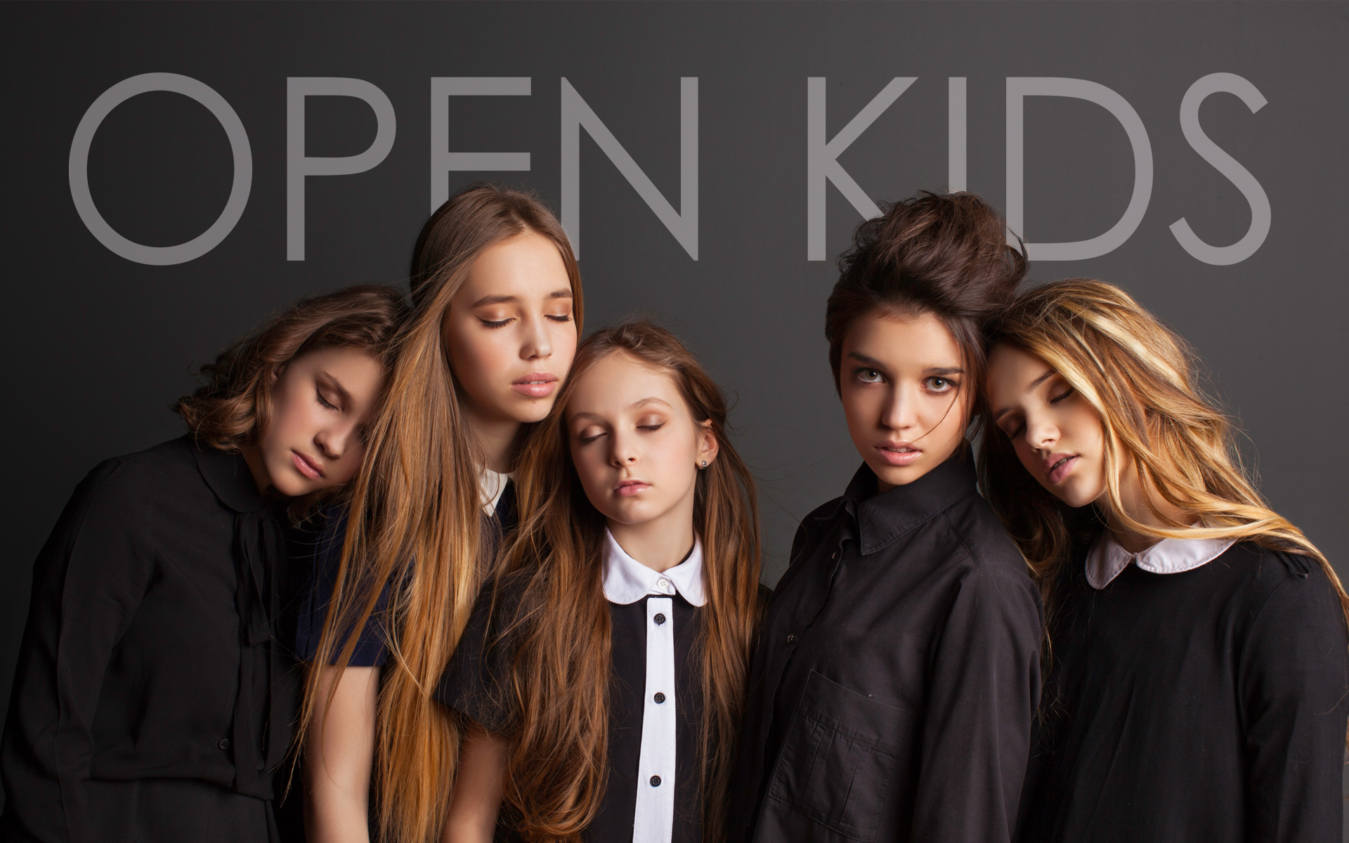 Open Kids                        →            Фотографии