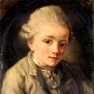отец амадея моцарта: